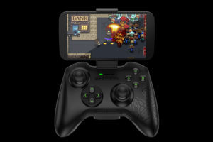 razar serval mobile gamepad with mobile holder
