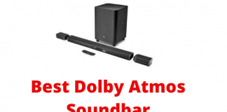 Best Dolby Atmos Soundbar In India