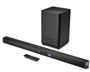 soundbar with wireless subwoofer