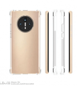 Huawei Mate40 and Mate40 Pro shell