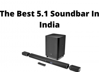 The Best 5.1 Soundbar In India